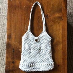 AE knit bag